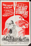"""Movie Posters:Exploitation, The Glory Stompers (American International, 1967). One Sheet (27"""" X41""""). Exploitation.. ..."""