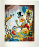 Carl Barks First National Bank of Cibola Regular Signed Limited Edition Lithograph (Another Rainbow, 1987).... (2)