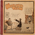 Platinum Age (1897-1937):Miscellaneous, Harold Teen #1 (Cupples & Leon, 1929) Condition: VG....