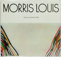 Books:Art & Architecture, Morris Louis. Text by Michael Fried. New York: Abrams, [n.d.]. First edition. Oblong quarto. With 72 color illustrations...
