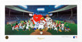 Animation Art:Poster, Sluggers Bugs Bunny and Friends Baseball Limited LithographPrint (Warner Brothers, 1999)....