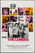 """Movie Posters:Action, The Loners (Fanfare, 1972). One Sheet (27"""" X 41""""). Action.. ..."""