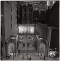 Photographs, STEVE SALMIERI (American, 20th Century). 315 E. 86th, NYC, circa 1980. Vintage gelatin silver. 10-1/4 x 10-1/4 inches (2...