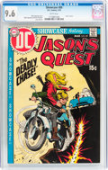 Bronze Age (1970-1979):Miscellaneous, Showcase #89 Jason's Quest (DC, 1970) CGC NM+ 9.6 White pages....