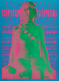 Books:Prints & Leaves, [Concert Poster]. Victor Moscoso. Original Poster for Blues ProjectConcert. San Francisco: Matrix, 1967. Part of Neon R...