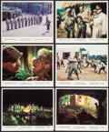 "Movie Posters:War, The Dirty Dozen (MGM, 1967). Set of 12 Color Photos & Photos(20) (8"" X 10""). War.. ... (Total: 32 Items)"