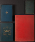 Boxing Collectibles:Memorabilia, Late 19th Century Early 20th Century Boxing Books Lot of 4....