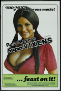 """Movie Posters:Adult, Supervixens (RM Films, 1975). One Sheet (27"""" X 41""""). Adult. ..."""