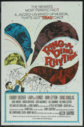 "Movie Posters:Rock and Roll, Ring-A-Ding Rhythm (Columbia, 1962). One Sheet (27"" X 41""). Rockand Roll. ..."