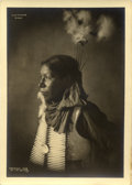 American Indian Art:Photography, PLAINS AND GREAT LAKES INDIANS, TEN PHOTOS. . c. 1885 - 1920. ...(Total: 5 Items)