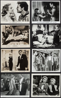 Hollywood Photo Lot (Various, 1930s-1970s). Portrait and Scene Photos (200+) (Various Sizes), & Press Materials...
