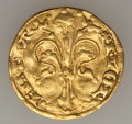 Italy: , Italy: Florence. Republic gold Florin ND VF,...