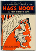 Books:Mystery & Detective Fiction, John Dickson Carr. Hag's Nook. New York and London: Harper & Brothers, 1933. First edition. Octavo. Publisher's ...