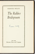 Books:Literature 1900-up, Eudora Welty. SIGNED. The Robber Bridegroom. New York:Harcourt, Brace and Company, 1942. First edition thus. ...