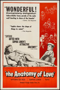 "Movie Posters:Foreign, The Anatomy of Love & Other Lot (Kassler Films, 1959). One Sheets (2) (27"" X 41""). Foreign.. ... (Total: 2 Items)"