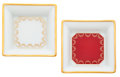 Estate Jewelry:Other , Porcelain Trinket Dishes, Cartier. ...