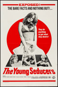 "Movie Posters:Sexploitation, The Young Seducers (Hemisphere Pictures, 1972). One Sheet (27"" X41""). Sexploitation.. ..."