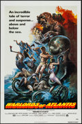 """Movie Posters:Fantasy, Warlords of Atlantis & Others Lot (Columbia, 1978). One Sheets(13) (27"""" X 40"""" & 27"""" X 41"""") & Herald (4 Pages, 8.5"""" X10.75""""... (Total: 14 Items)"""
