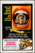 """Movie Posters:Horror, SSSSSSS/The Boy Who Cried Werewolf Combo & Other Lot (Universal, 1973). One Sheets (2) (27"""" X 41""""). Horror.. ... (Total: 2 Items)"""