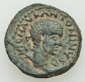 Ancients:Judaea, Ancients: JUDAEA. Aelia Capitolina (Jerusalem). Elagabalus (AD218-222). Æ 21mm (7.13 gm)....