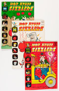 Silver Age (1956-1969):Humor, Hot Stuff Sizzlers File Copy Group (Harvey, 1961-74) Condition: VF.... (Total: 25 Comic Books)