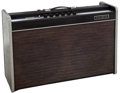 Musical Instruments:Amplifiers, PA, & Effects, 1970 Baldwin C2 Black Guitar Amplifier, #N/A....