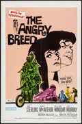"""Movie Posters:Drama, The Angry Breed (Feature Film Corporation of America, 1968). One Sheet (27"""" X 41"""") & Lobby Card Set of 8 (11"""" X 14""""). Drama.... (Total: 9 Items)"""