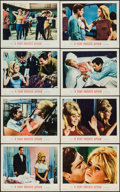 """Movie Posters:Foreign, A Very Private Affair (MGM, 1962). Lobby Card Set of 8 (11"""" X 14""""). Foreign.. ... (Total: 8 Items)"""