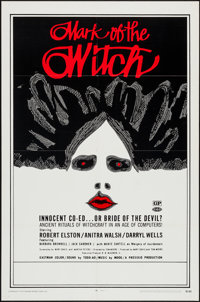 """Mark of the Witch & Other Lot (Presidio, 1970). One Sheets (2) (27"""" X 41""""). Horror. ... (Total: 2 Items)"""