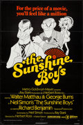 """Movie Posters:Comedy, The Sunshine Boys & Others Lot (MGM, 1975). One Sheets (15) (27"""" X 41"""") & Program (4 Pages, 9"""" X 12""""). Comedy.. ... (Total: 16 Items)"""