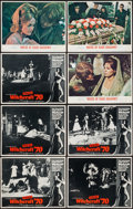 """Movie Posters:Exploitation, Witchcraft '70 and Others Lot (Trans American, 1970). Lobby Cards(13) and Lobby Card Set of 8 (11"""" X 14""""). Exploitation.. ...(Total: 21 Items)"""