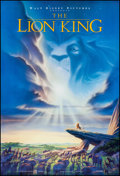 """Movie Posters:Animation, The Lion King & Other Lot (Buena Vista, 1994). One Sheets (2) (26.75"""" X 39.75"""" & 27"""" X 40"""") DS Advance. Animation.. ... (Total: 2 Items)"""