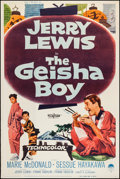 """Movie Posters:Comedy, The Geisha Boy (Paramount, 1958). Posters (2) (40"""" X 60"""") Styles Y& Z. Comedy.. ... (Total: 2 Items)"""