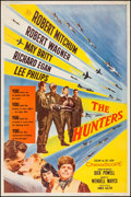 "Movie Posters:War, The Hunters and Other Lot (20th Century Fox, 1958). Posters (2)(40"" X 60"") Style Z. War.. ... (Total: 2 Items)"