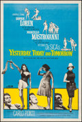 """Movie Posters:Foreign, Yesterday, Today and Tomorrow & Others Lot (Embassy, 1964). Posters (3) (40"""" X 60""""). Foreign.. ... (Total: 3 Items)"""