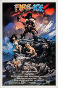 """Movie Posters:Fantasy, Fire and Ice (20th Century Fox, 1983). One Sheet (27"""" X 41"""").Fantasy.. ..."""