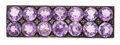 Estate Jewelry:Brooches - Pins, Amethyst, Silver Brooch. ...
