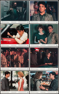 The Pick-Up Artist and Others Lot (20th Century Fox, 1987). Mini Lobby Card Sets of 8 (6) and Mini Lobby Card Set of 4 (...