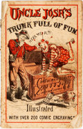Books:Americana & American History, Joshua Jedidiah Jinks. Uncle Josh's Trunk Full of Fun.Illustrated with over 200 comic engravings. New York: Dick &...