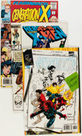 Modern Age (1980-Present):Superhero, Generation X Near Complete Run Plus More Group (Marvel, 1994-2000s)Condition: Average NM.... (Total: 90 Comic Books)