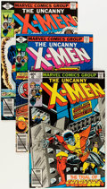 Modern Age (1980-Present):Superhero, X-Men Group (Marvel, 1979-81) Condition: Average NM-.... (Total: 11Comic Books)