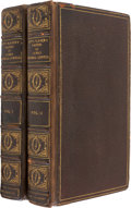 Books:Manuscripts, The Anti-Slavery Papers of James Russell Lowell.... (Total: 2 Items)