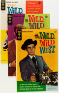 Silver Age (1956-1969):Western, Wild, Wild West #3-7 Group - Savannah pedigree (Gold Key, 1966-69)Condition: Average VF/NM.... (Total: 5 Comic Books)