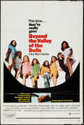 "Movie Posters:Sexploitation, Beyond the Valley of the Dolls (20th Century Fox, 1970). One Sheet(27"" X 41""). Sexploitation.. ..."