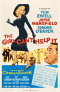 """Movie Posters:Comedy, The Girl Can't Help It (20th Century Fox, 1956). One Sheet (27"""" X 41"""").. ..."""