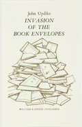 Books:Literature 1900-up, John Updike. Invasion of the Book Envelopes. William B.Ewert, 1981. First edition, one of 125 copies intended for p...