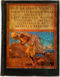 Books:Children's Books, [Maxfield Parrish, illustrator]. Kate Douglas Wiggin and Nora A.Smith, editor. The Arabian Nights. Their Best-Known Tal...