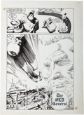 Original Comic Art:Splash Pages, Steve Rude Nexus #11 Page 24 Splash Page Original Art(First, 1985)....
