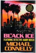 Books:Mystery & Detective Fiction, Michael Connelly. The Black Ice. Boston: Little, Brown &Co., [1993]. First edition. Octavo. Publisher's binding wit...