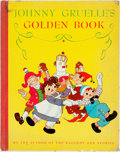 Books:Children's Books, Johnny Gruelle. Johnny Gruelle's Golden Book. Chicago: M.A.Donahue, [1929]. Later printing. Illustrated by the auth...
